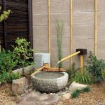 TOYO工業 化粧ブロック KASURI の似合う素敵なお庭