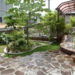 雑草対策のお庭リフォーム
