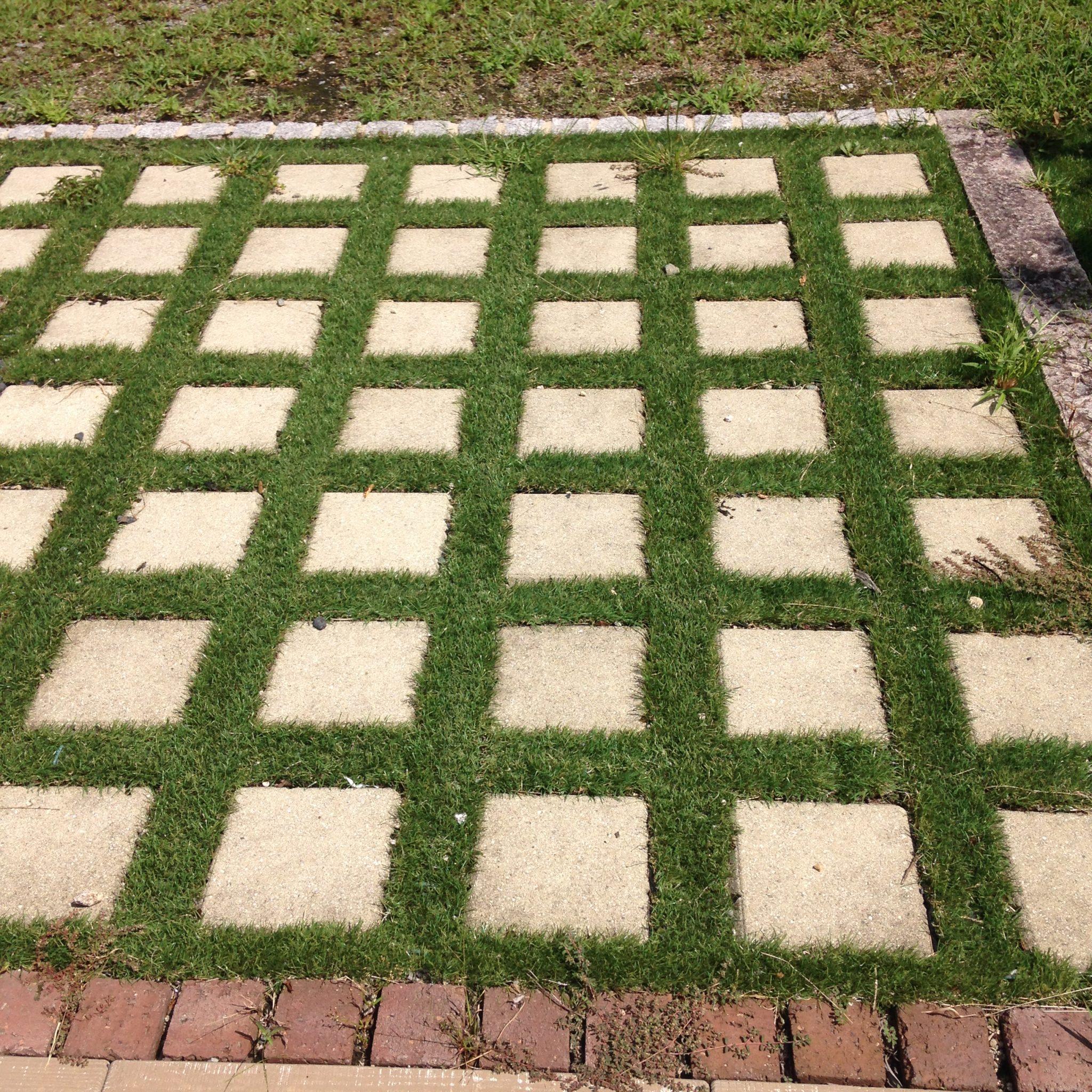 緑化ブロック画像