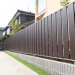 センスあるフェンスでお庭向上計画