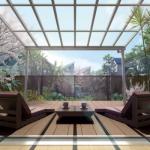 デッキとテラスで、庭先に心地良い空間を。