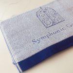 Symphonic Gardenオリジナルタオルをつくりました