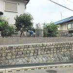ブロック塀のリフォーム工事!!
