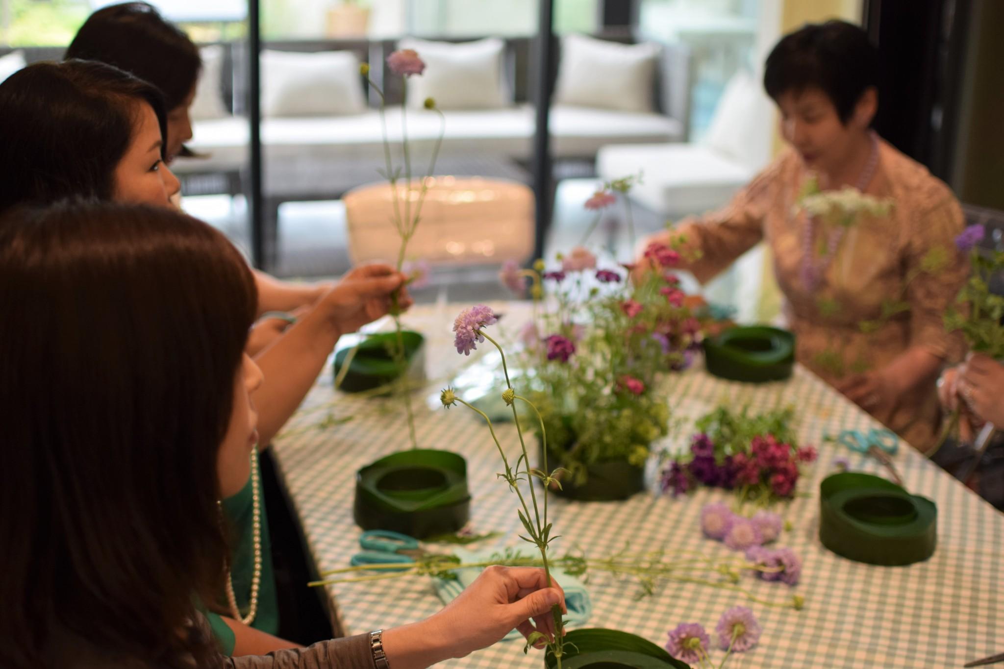 シンフォニックガーデン花イベント 画像