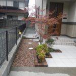 LIXILガーデンルーム ジーマで植栽の調和したお庭へリフォーム!