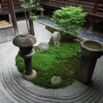 美しい坪庭