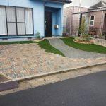 駐車場増設を機に考えるお庭のリフォーム