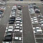 リフォーム工事で駐車スペースを確保