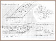 階段の詳細設計図