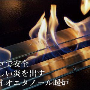 シンフォニクガーデン ecosmartfire画像